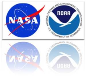 NASA and NOAA