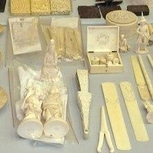 Ivory Seizure in Ohio. Read Full Story: http://www.fws.gov/midwest/news/StJohnIvory.html